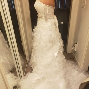 Unworn Bridal Gown